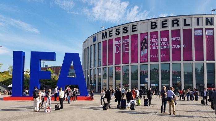 IT-Retail träffade flerautställare på stora hemelektronikmässan IFA i Berlin