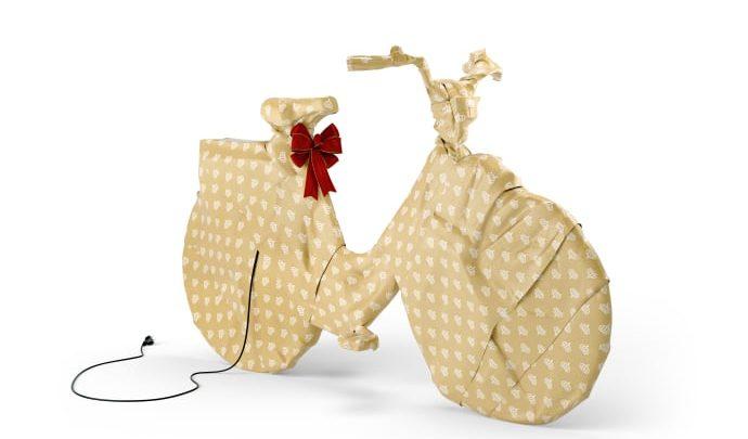 Elcykeln är Årets Julklapp 2017