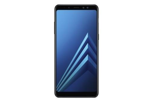 Samsung presenterar nya Galaxy A8 med dubbla främre kameror och stor Infinity-skärm