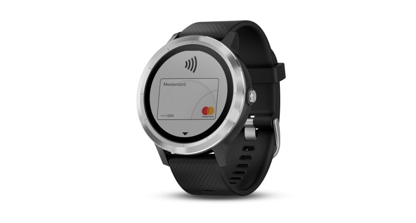Nu finns Garmin Pay™ – på vívoactive® 3 smartwatch