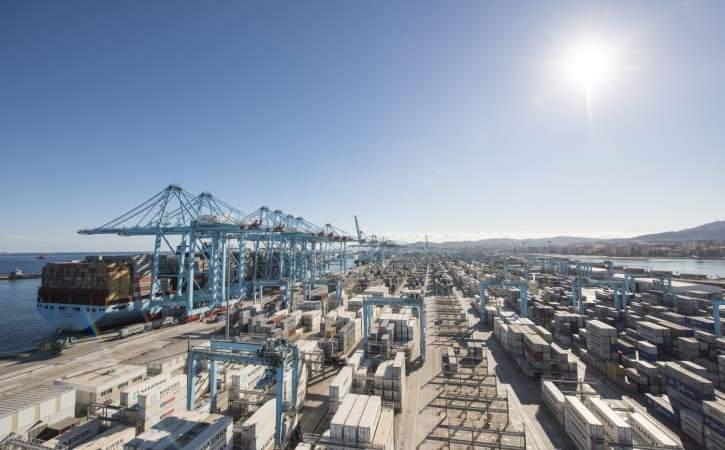 Maersk och IBM bildar gemensamt bolag som ska utveckla blockkedjelösningar för effektivare global handel och digitaliserad försörjningskedja