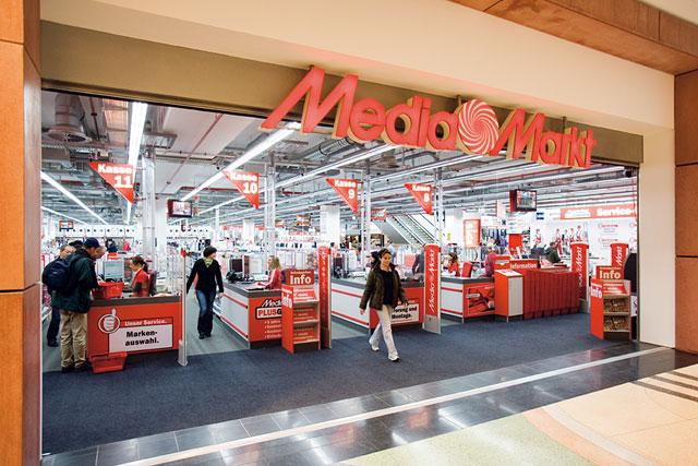 """MediaMarkt lanserar """"boka online – hämta i varuhus efter 30 min"""""""