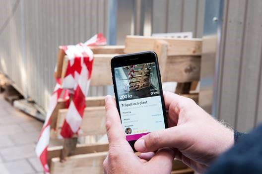 Tiptapp exporterar återbruk och peer-to-peer återvinning med hjälp av Stripe