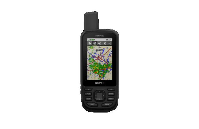 Garmin uppdaterar sin populära handhållna GPSMAP-serie med två nya enheter