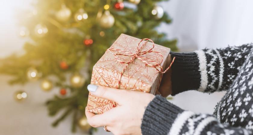 9 av 10 blev nöjda med sina julklappar