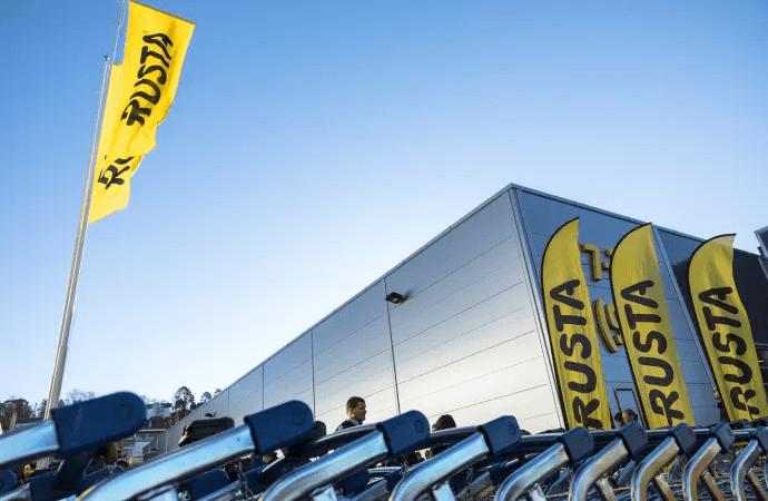 Rusta expanderar – startar fristående e-handelsbolag
