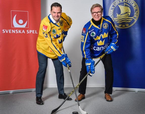Svenska Spel fortsätter sponsra svensk idrott