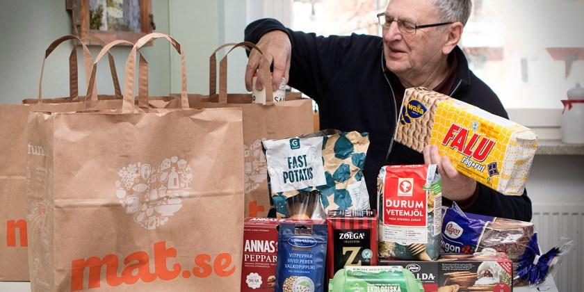 Mat.se öppnar ny onlinebutik särskilt för riskgrupper