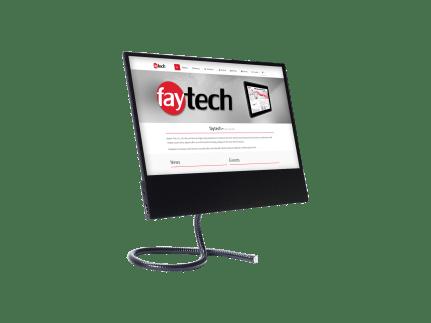Dell Technologies presenterar ett brett utbud av touchskärmar för krävande miljöer 1