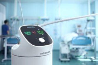 SodaStream och Hadassah Medical Center har utvecklat en syreenhet för att hjälpa coronapatienter 1
