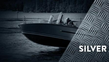 Silver kompletterar sin X-serie med ny mittpulpetbåt 1