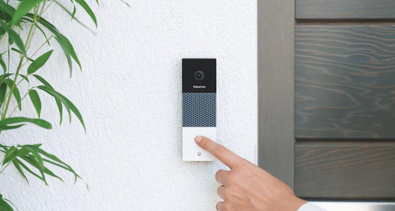 Netatmos Smarta Videodörrklocka finns tillgänglig i Sverige