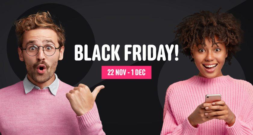 CDON skapar årets största Black Friday  för digital handel i Norden