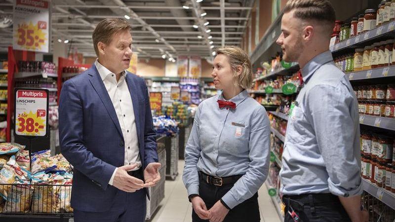 ICA lyssnar på kunderna och lägger till bonus för kunder med liten matbudget