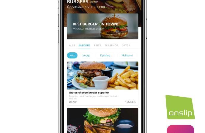 Onslip hjälper restauranger att överleva krisen med unik Takeaway- satsning