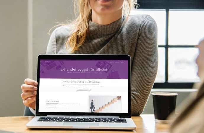 Starweb lanserar ny webbplats