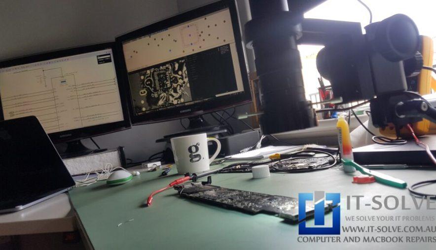 Our Workshop equipment | Mac Repairs Adelaide