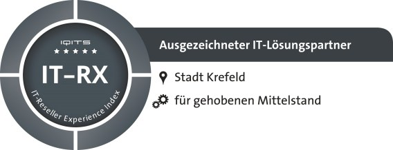 IT-RX Gütesiegel_Krefeld