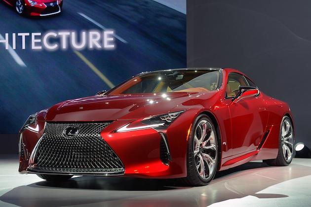 2016 Lexus Sc >> トヨタがレクサス新型クーペLC500を発表!価格やデザインは!? - IT虎の穴