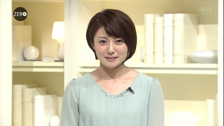 日テレ久野静香アナがかわいい!気になる身長やカップは?