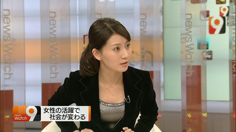 NHK井上あさひアナが美人すぎる...