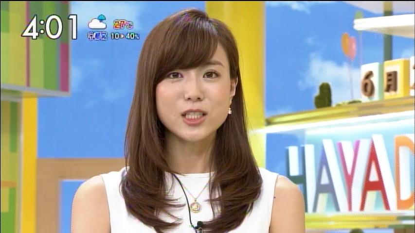 TBS笹川友里アナがかわいい!気...