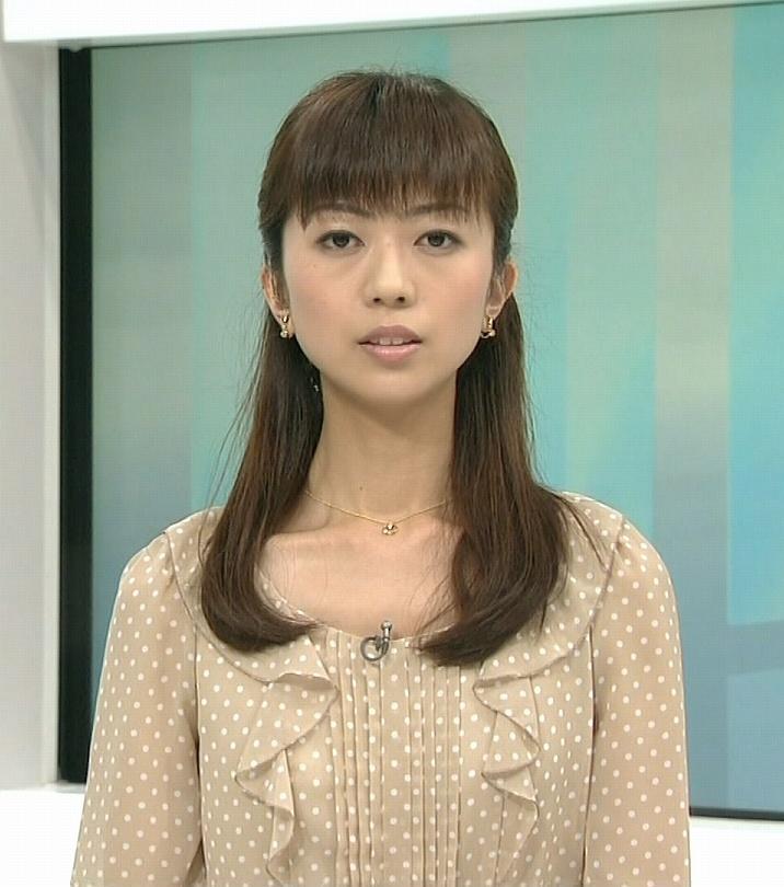 NHK渡邊佐和子アナがかわいい!...
