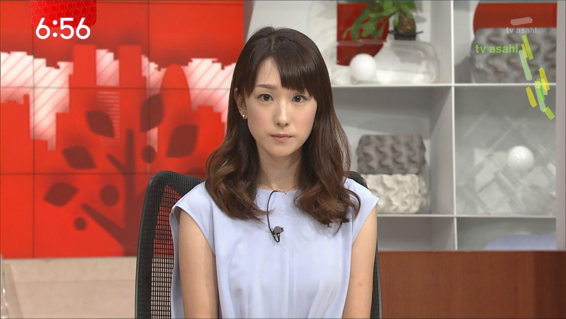テレビ朝日の堂真理子アナがかわ...