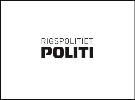 Rigspolitiet logo, kunder IT Univers