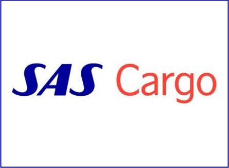 SAS Cargo logo, kunder IT Univers