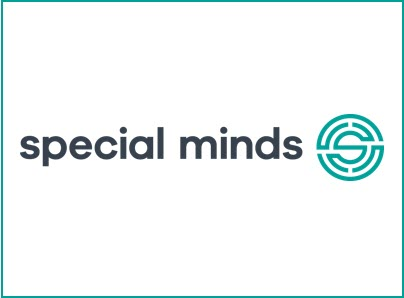 Special Minds logo, kunder IT Univers