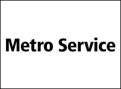 Metro Service logo, IT Univers