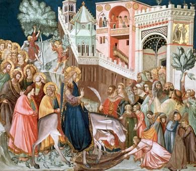 Domenica delle Palme: La verità storica