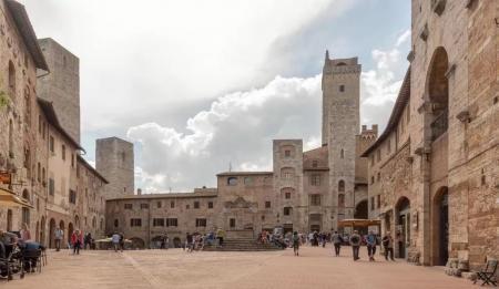 Casa Vacanze in San Gimignano Siena Toscana