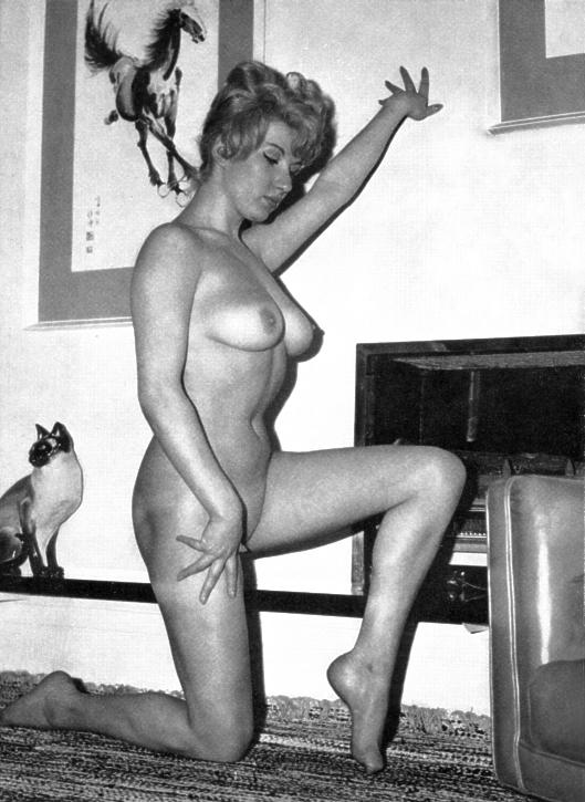 Nude leslie caron Catherine Bach: