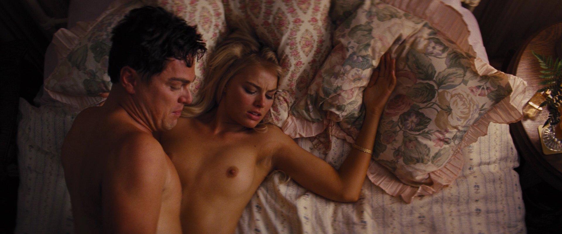 Margot robbie nude wolf of wall street spreading Naomi Wolf Of Wall Street Sex Scenes Datawav