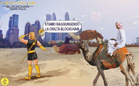 Dal deserto alla civiltà della blockchain