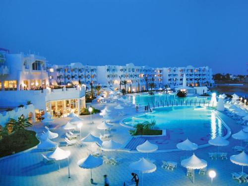 Vincci Alkantara Thalassa Djerba  Djerba Informazioni Mappe Foto hotel voli ristoranti