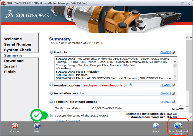 SolidWorks 10