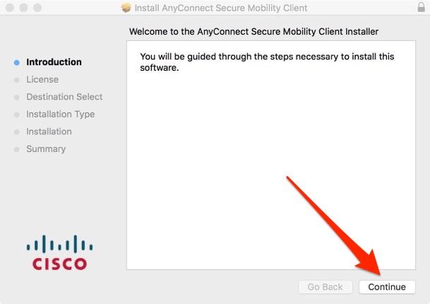Mac Install Intro