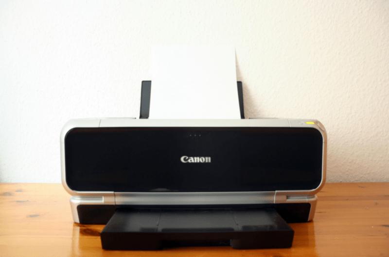 Student Personal Printer