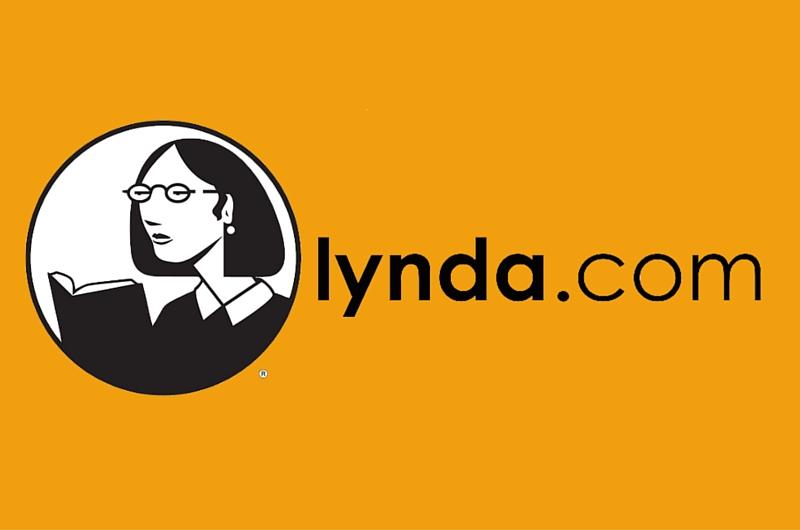 lynda.com Logo and Website