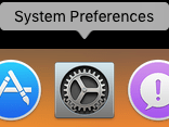 Apple System Preferences Icon