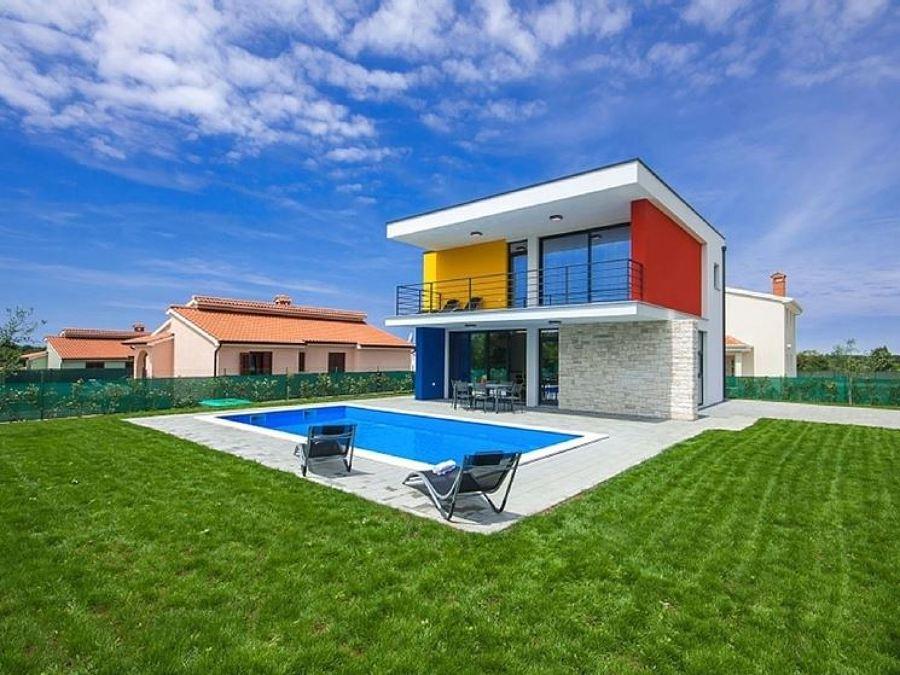 Esterno Di Una Casa : Imbiancare casa esterno