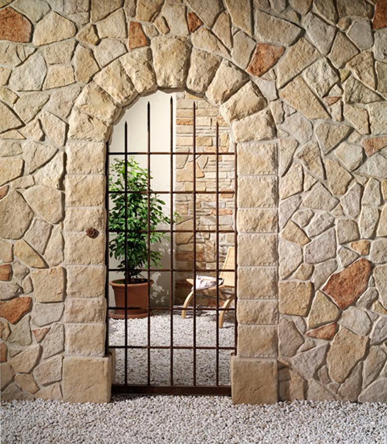 Prezzi e guida per rivestire una facciata con pietra