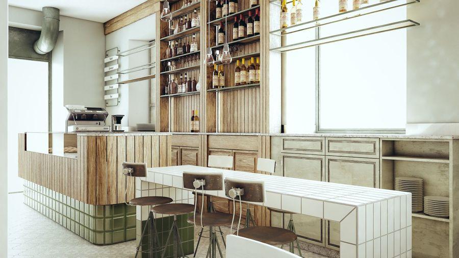 Costi e consigli per ristrutturare un ristorante  Habitissimo