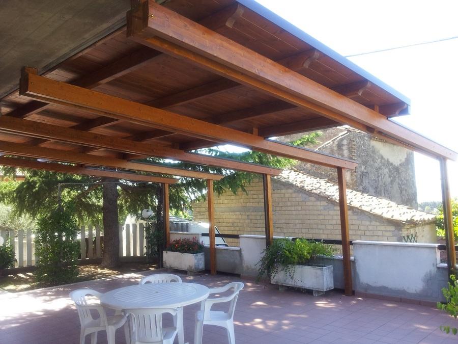 Preventivi per costruire un tetto in terrazza  Habitissimo