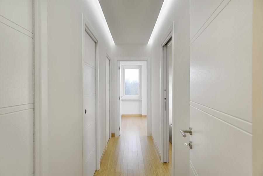 Foto Tagli di Luce a Soffitto di Verde Mattone Srl