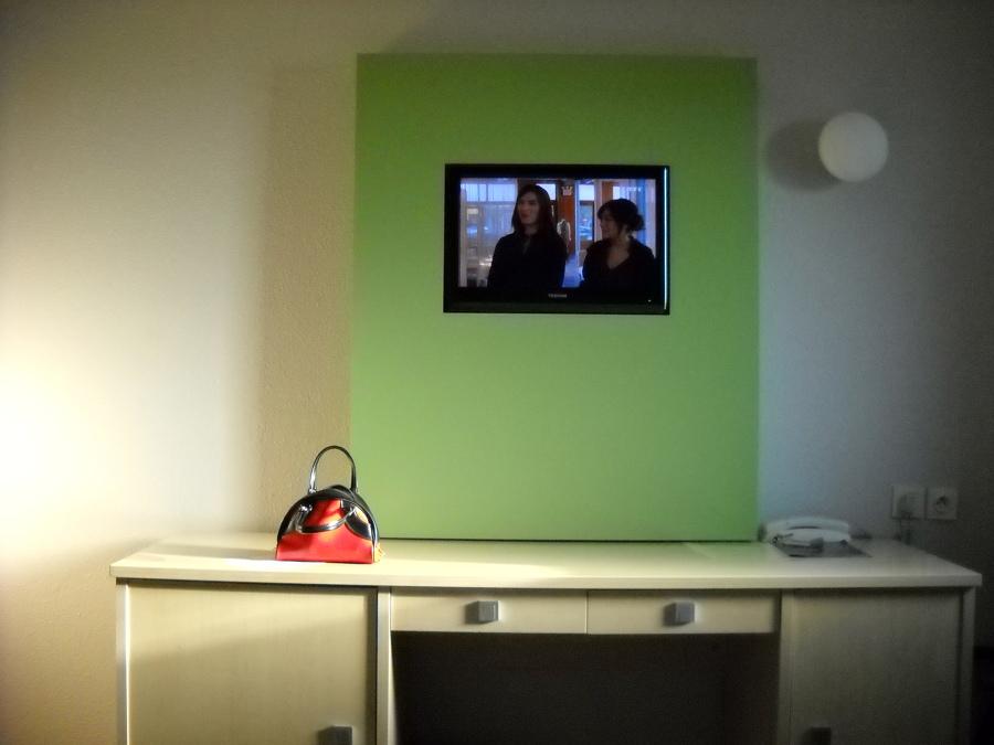 Foto Cassonetto In Cartongesso Per Tv Lcd di Masterpaint