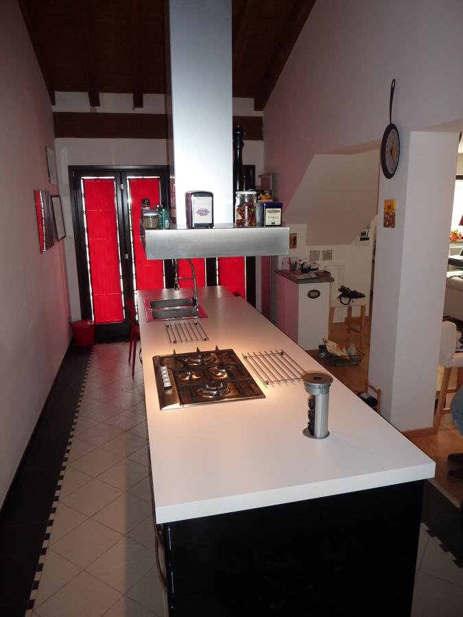 Foto Cucina Ad Isola Altra Veduta Espamen Costruzioni di Espamen Costruzioni Srl 139222